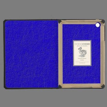 Blue Texture iPad Mini Covers