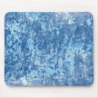 Blue Texture Mouse Pad