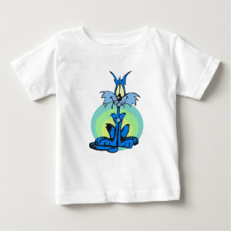 Blue The cat Baby T-Shirt
