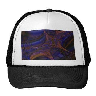 Blue Thistle Trucker Hat