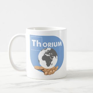 Blue Thorium Mug