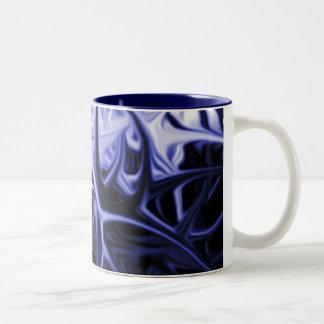 blue thorn mug