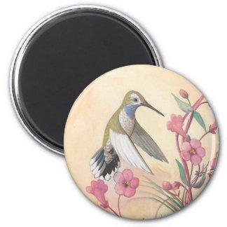 Blue-Throated Hummingbird Magnet