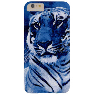 Blue Tiger Artwork iPhone 6 Plus Case