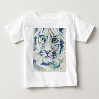 Blue Tiger Baby T-Shirt