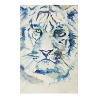 Blue Tiger Stationery