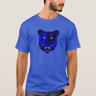 Blue Tiger T-Shirt