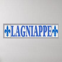 Blue Tiles Lagniappe posters