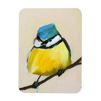 Blue Tit Bird Magnet Prattcreekart