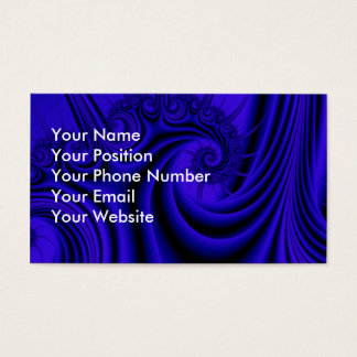 Blue Toga Business Card