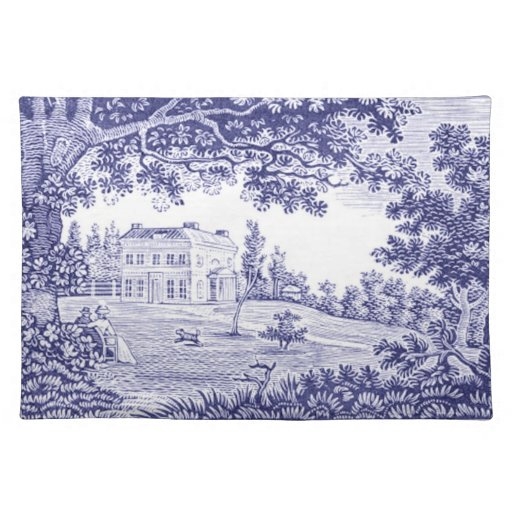 Blue Toile Placemat French Country Home Decor Zazzle : bluetoileplacematfrenchcountryhomedecor rdbffd39a0ae6453a9e735234a176bc842cfku8byvr512 from www.zazzle.com size 512 x 512 jpeg 79kB
