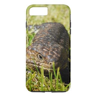 Blue Tongue Lizard,_Tough iPhone 7 Plus Case