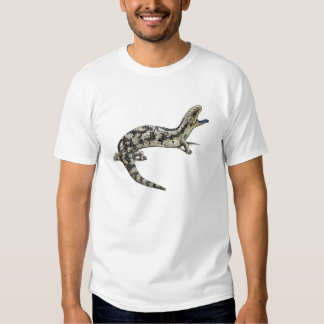 blue tongued lizard T-Shirt