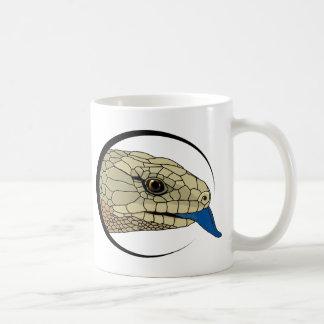 Blue Tongued Skink Mug