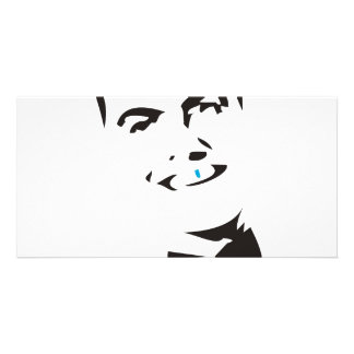 Blue Tooth Photo Greeting Card