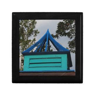 Blue Top Gift Box