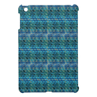 Blue Topaz iPad Mini Cases