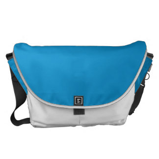 Blue Topaz Courier Bags