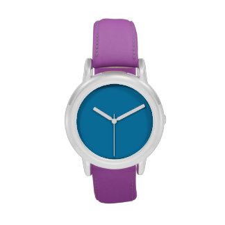 Blue Topaz Watch