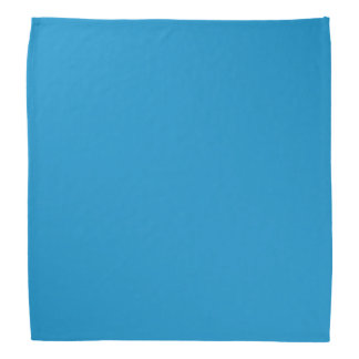 Blue Topaz Bandanas