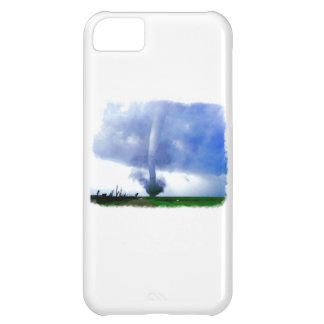 Blue Tornado Cover For iPhone 5C