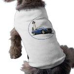 Blue TR6 Doggie Shirt