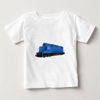 Blue Train Engine: Baby T-Shirt