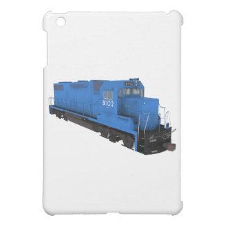 Blue Train Engine: iPad Mini Cases