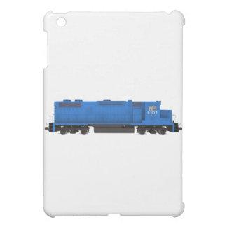 Blue Train Engine: iPad Mini Cover