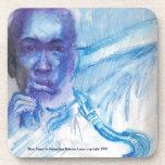 Blue Trane Coasters