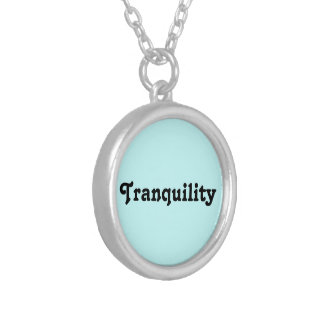 Blue Tranquility Necklace