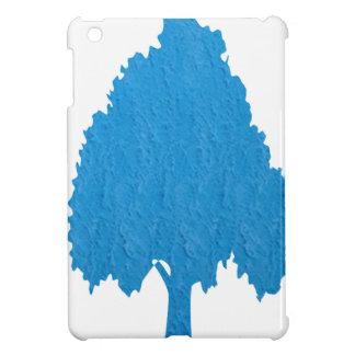 Blue Tree Acrylic Symbolic ART NVN38 navinJOSHI Cover For The iPad Mini