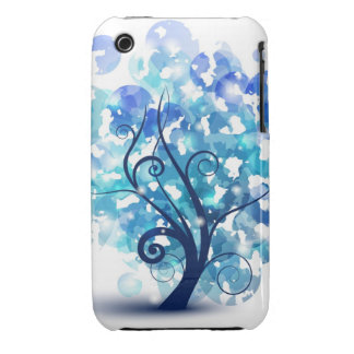 Blue Tree Case-Mate iPhone 3 Case