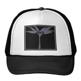 BLUE TREE HAT