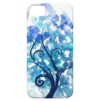 Blue Tree iPhone 5 Covers