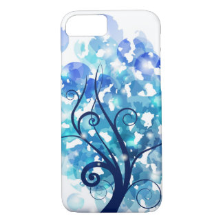 Blue Tree iPhone 7 Case