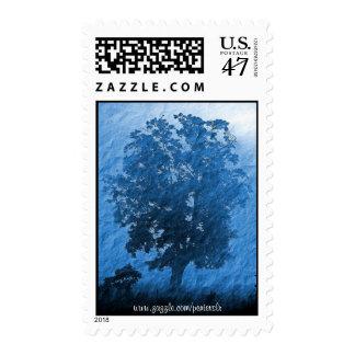 Blue Tree Postage