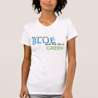 Blue Tree Tee