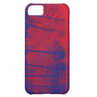 Blue Trees iPhone 5C Covers