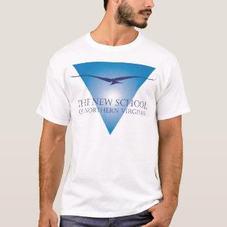Blue Triangle Logo Men's T-Shirt