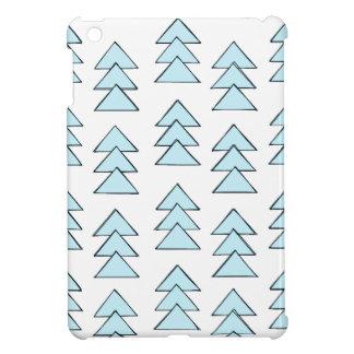 Blue Tribal Arrow Triangles marries for Mini iPad iPad Mini Covers