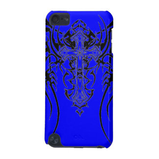 Blue Tribal iPod Touch (5th Generation) Case