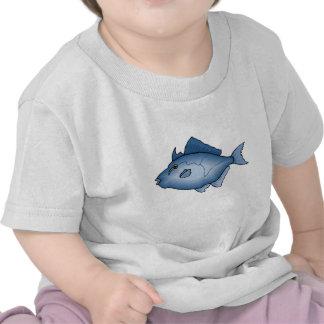 Blue Triggerfish Tee Shirt