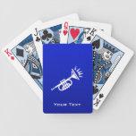 Blue Trumpet Card Deck