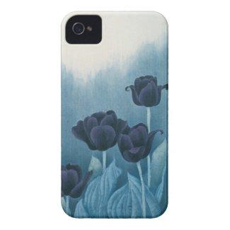 Blue Tulip Case-Mate iPhone 4 Cases