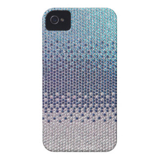 Blue Turquoise Glitter Bling Cover
