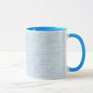 Blue Twists Cup / Mug