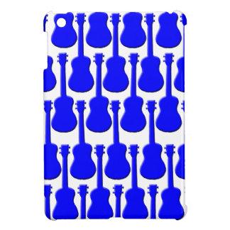 Blue Ukuleles iPad Mini Cases