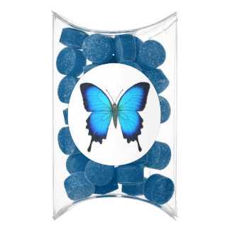 Blue Ulysses Butterfly Gum Party Favors