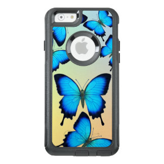 Blue Ulysses Butterfly Otterbox iPhone Case